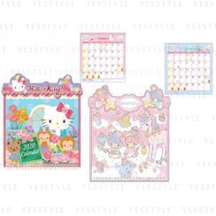 Sanrio - 2020 Hanging Calendar 1 pc - 2 Types