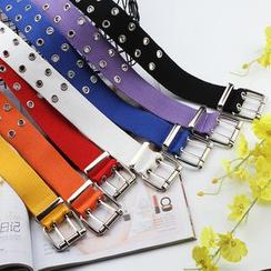 Rofuka - Cinturón de tela liso