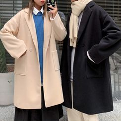 POSI - Double-Breasted Coat