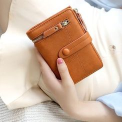 Hokkaisan - Faux Leather Wallet