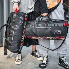 SUNMAN - Lightweight Printed Carryall Bag