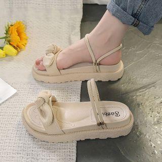 Nikao - 厚底凉鞋