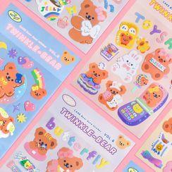 Thana - Bear Sticker