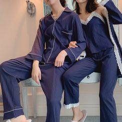 Almilo - Couple Matching Pajama Set