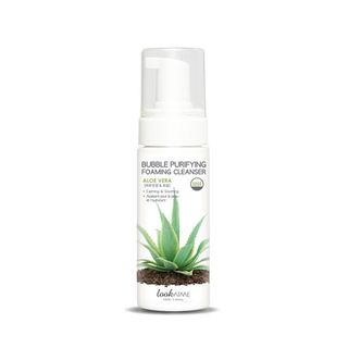 lookATME(ルックアットミー) - Bubble Purifying Foaming Cleanser Aloe Vera
