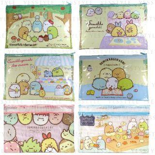 SunToys - San-X Sumikko Gurashi Document Pouch - 12 Types
