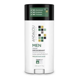 Andalou Naturals - MEN Herbal Deodorant