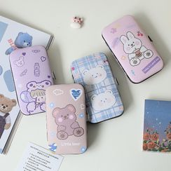 Chimi Chimi - Set of 7 : Animal Print Manicure Kit
