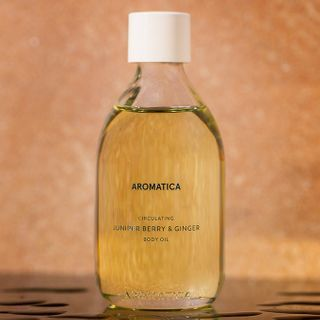 AROMATICA - Circulating Body Oil Juniper Berry & Ginger