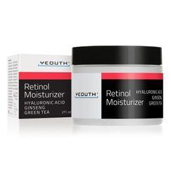 YEOUTH - Retinol Moisturizer with Hyaluronic Acid, Ginseng, Green Tea