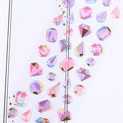 Setaria - 3D Diamond Sticker