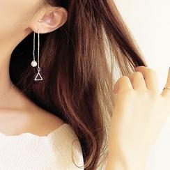 HEDGY - Threader Earrings (Various Designs)