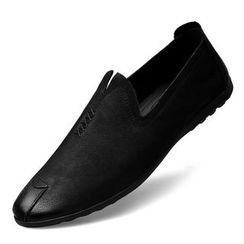WeWolf - Faux-Leather Slip-Ons