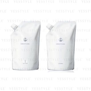 COTA - I Care Shampoo 750ml Refill - 5 Types