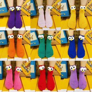 Yunikon - 時款眼襪子