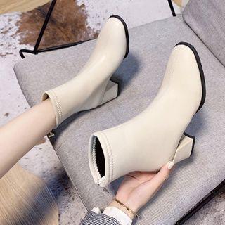 Vindler - 粗跟短靴
