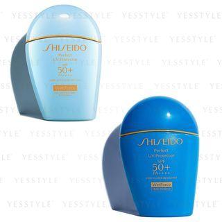 Shiseido - Perfekter UV-Schutz SPF 50+ PA ++++
