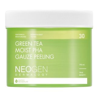 NEOGEN - Dermalogie Grüner Tee Feucht PHA Gaze Peeling