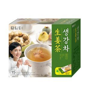 Three O'Clock - Damtuh Korean Premium Ginger Tea Plus 15g x15