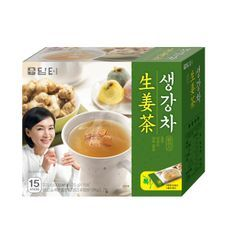 Three O'Clock - Damtuh Korean Premium Ginger Tea Plus 15g x15
