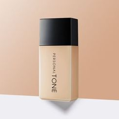 A'PIEU - Personal Tone Foundation SPF30 PA++ #N05 Ginger 40g