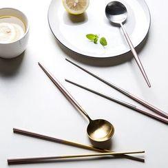 Modern Wife - Cutlery Box / Cutlery Set: Spoon + Chopsticks