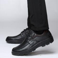 MARTUCCI - 真皮系带鞋