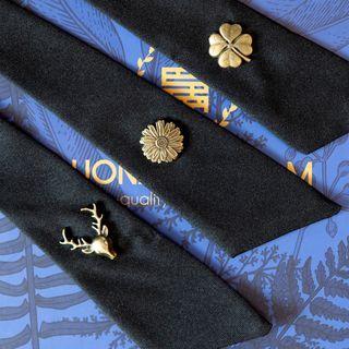 Luonan - Cross Neck Tie