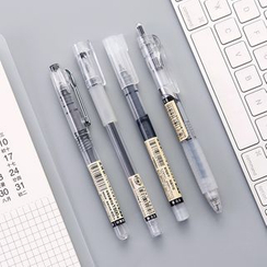 SOONERGO - Set of 4: Pen - 0.5 mm