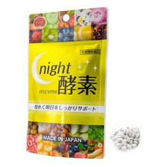 Fine Japan - Enzyme Tablet for Night time