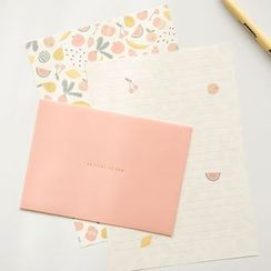 Full House(フルハウス) - daily like-Set: Printed Envelope + Letter