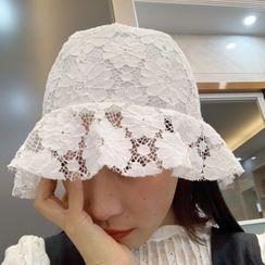 Birravin - 蕾丝渔夫帽