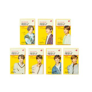 LEMONA - Vitamin Powder BTS Special Edition Paper Box (Random Member)