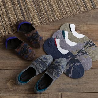 Starski - Camouflage No Show Socks