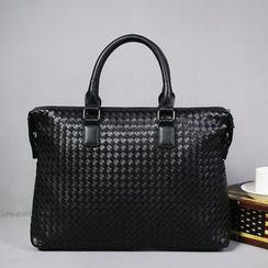 BagBuzz - Woven Briefcase