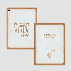 Hoffon - Toast iPad Case