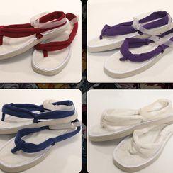 Macoss - Demon Slayer: Kimetsu no Yaiba Character Cosplay Geta (Japanese Sandals)