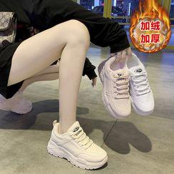 FRAISO - 厚底繫帶休閒鞋