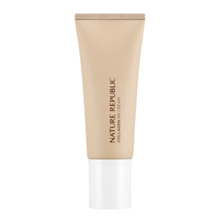 NATURE REPUBLIC - Nature Origin Collagen BB Cream SPF25 PA++ (#02 Natural Beige)
