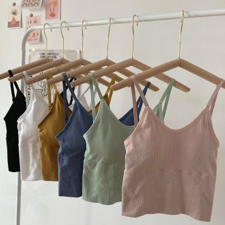 Lokin - Cropped Camisole Top