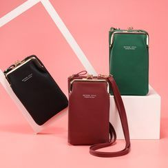tablarosa - Phone Zip Crossbody Bag