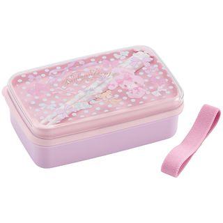 Skater - Bonbon Ribbon Silicone Lid Lunch Box 380ml