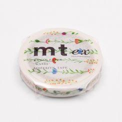 mt - mt Masking Tape : mt ex Flower Line