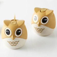 Popcorn - Owl Toothpick Holder
