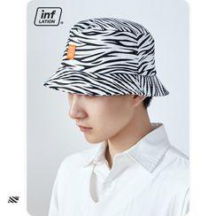 Crumina - Zebra Print Bucket Hat