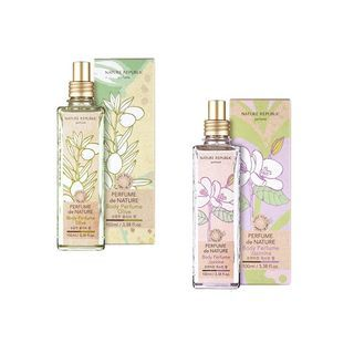 NATURE REPUBLIC - Perfume De Nature Body Perfume - 2 Types