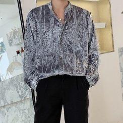Bjorn - Velvet Shirt