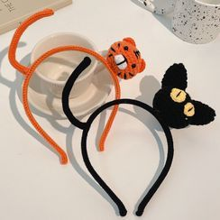 Oohlala! - Animal Knit Headband (various designs) / Set