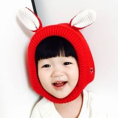 FROME - Kids Ear-Accent Beanie