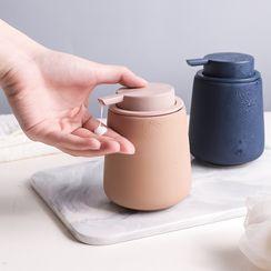 川岛屋 - 浴室泵咀式胶樽
